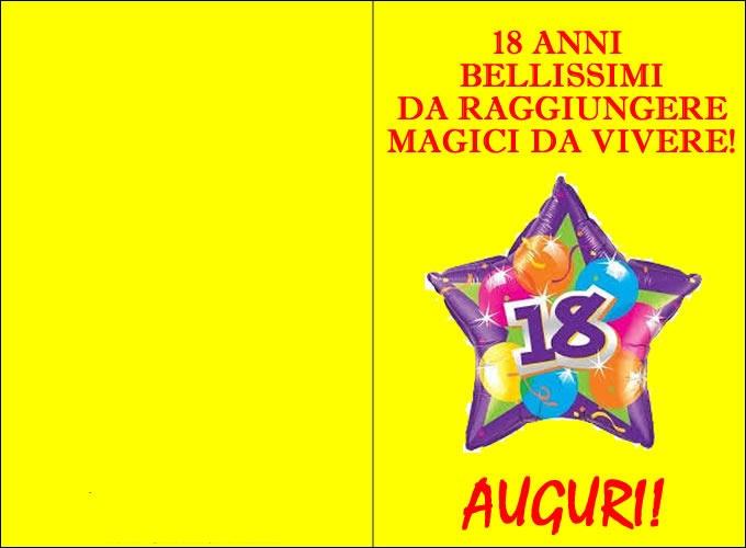 Famoso Biglietti di Auguri di Buon Compleanno - Auguri di Buon Compleanno QJ96