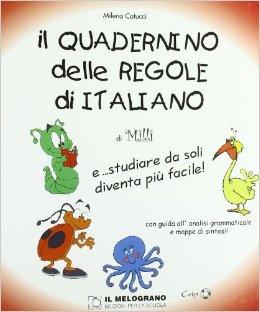 quaderno italiano