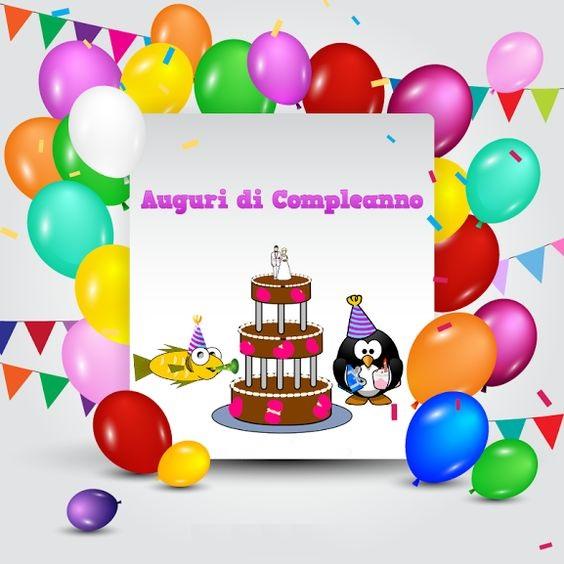 Immagini Di Buon Compleanno Per Bambini Auguri Di Buon Compleanno